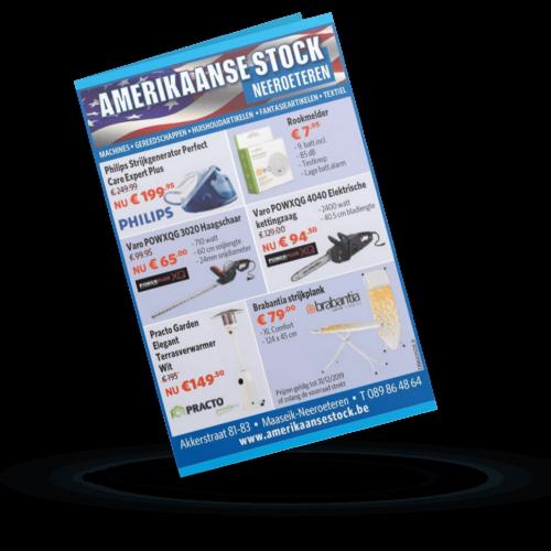 Amerikaanse Stock Neeroeteren, Gemeente Maaseik